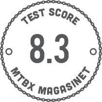 Test score af On Gear XC Pro