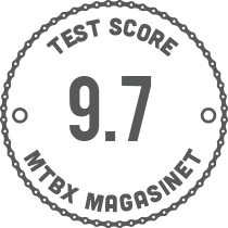 Test score af Look X-Track Race Carbon