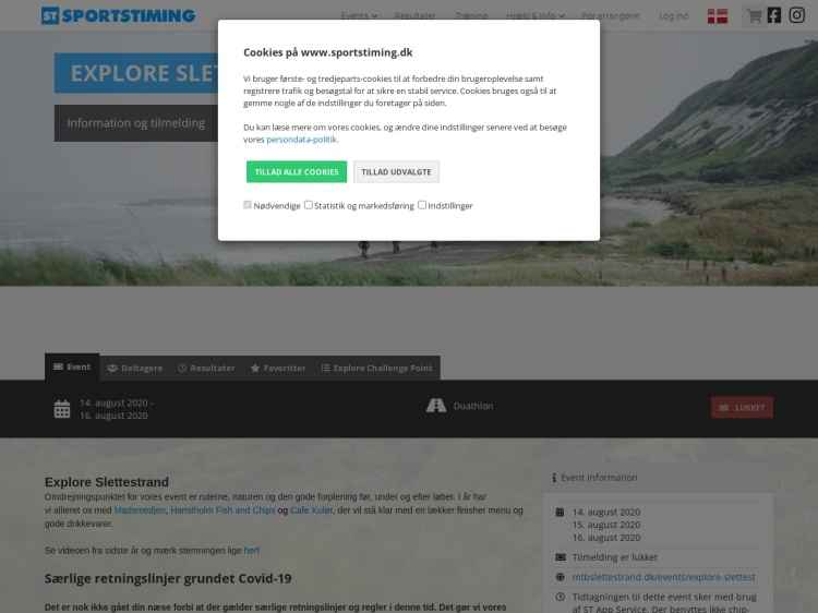 Explore Slettestrand