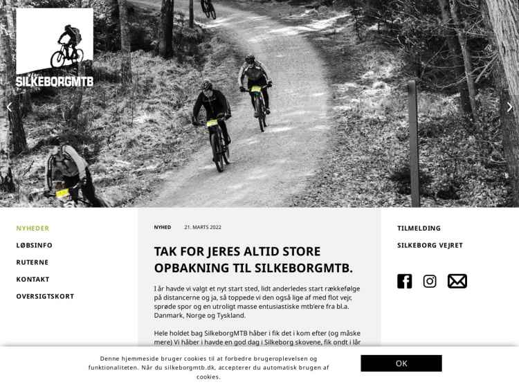 SilkeborgMTB 2020 - Motionsløb