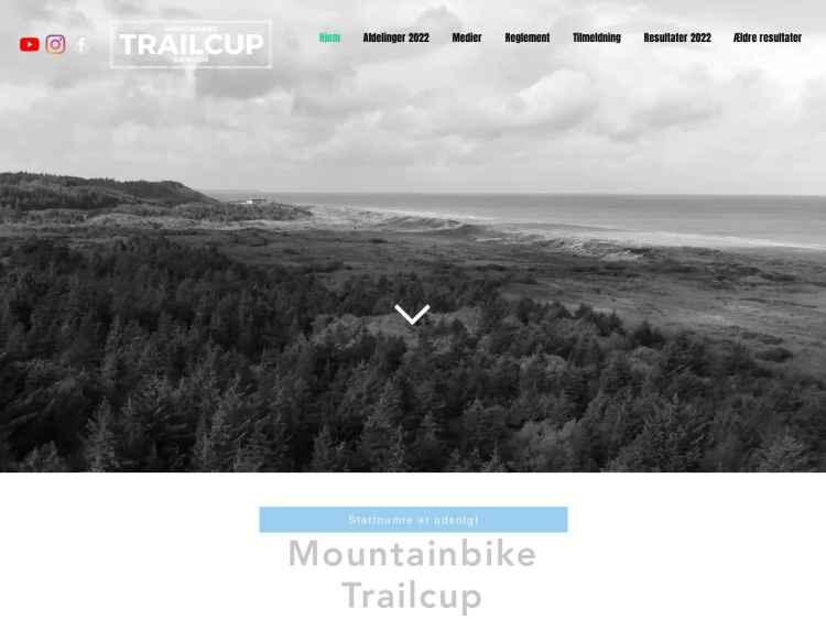 Mountainbike Trailcup - Himmelbjerget - Enduro