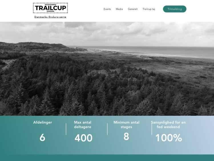 Mountainbike Trailcup - Slettestrand - Enduro