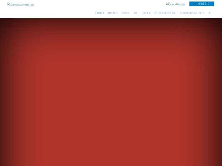 Haderslev Mountainbike Challenge - Maraton