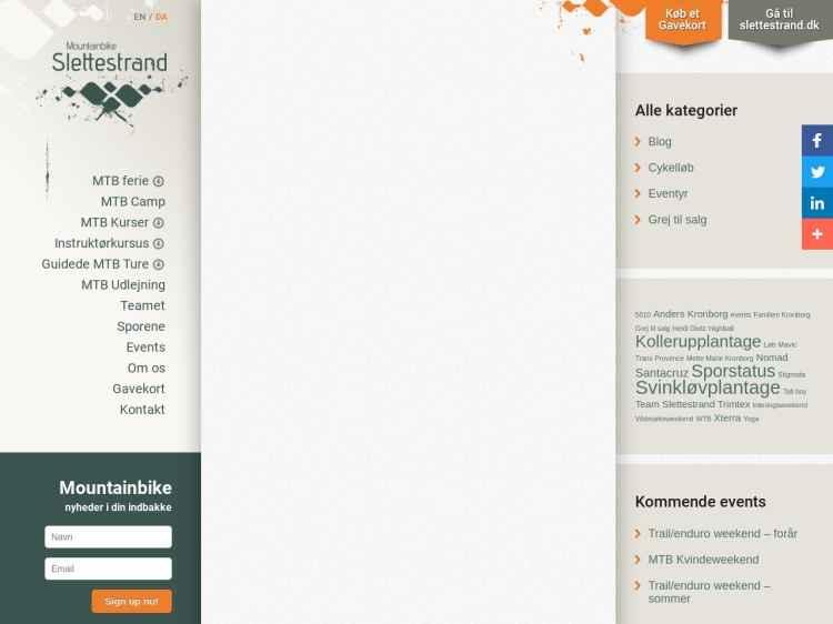 MTB weekend - MTB camp
