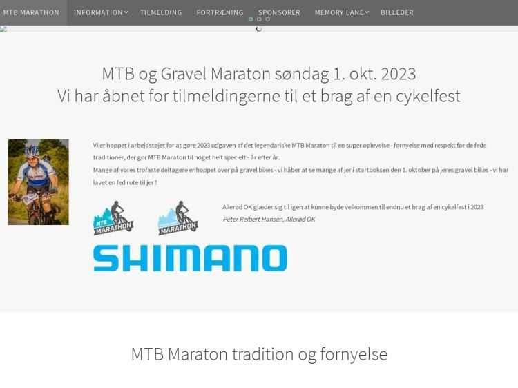 Merida MTB Marathon - Powered by Shimano - Maraton