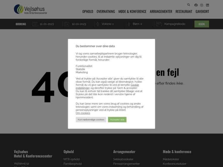 Efterårscamp med MTBTV for familier