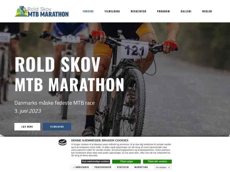 Rold Skov MTB Marathon - Maraton