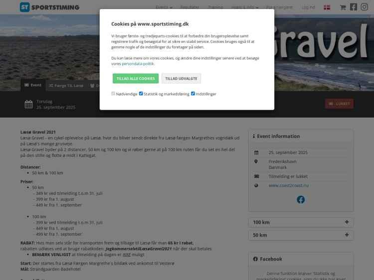 Læsø Gravel 2021 - Gravel