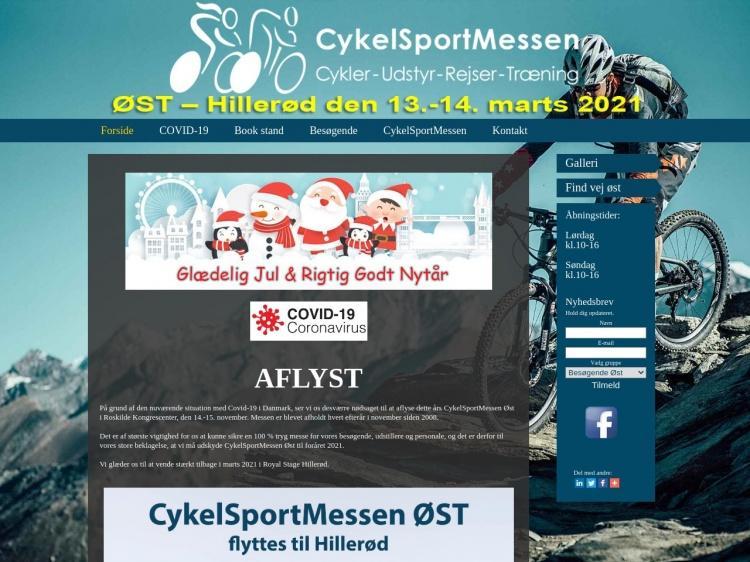 Cykelsportmessen - Messe