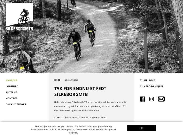 Silkeborg MTB 2021 - Motionsløb