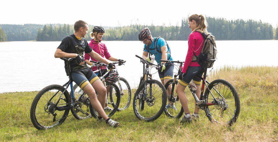 Isaberg Mountain Resort – Masser af mountainbiking