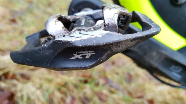 Test: XT trail pedal – hvorfor det?