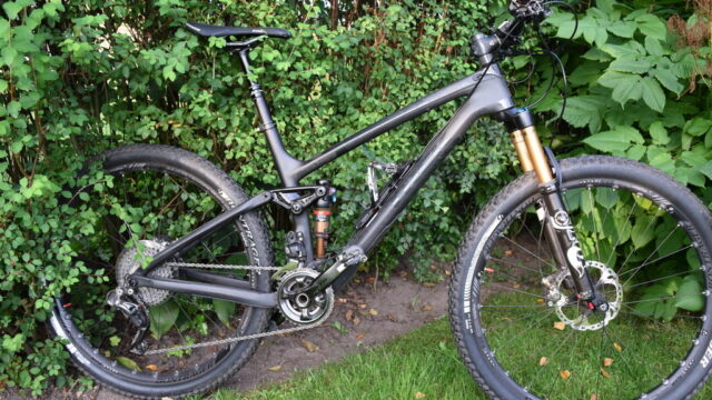 Test: Trek Fuel EX XTR Di, 27,5″
