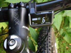 XTR Di gear indikator