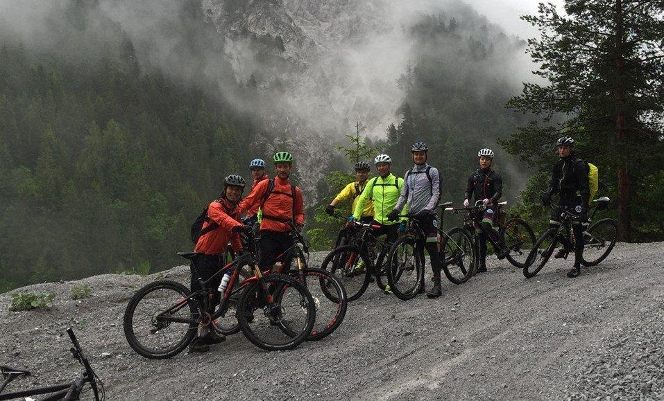 Mountainbike camps med Mads Weidemann