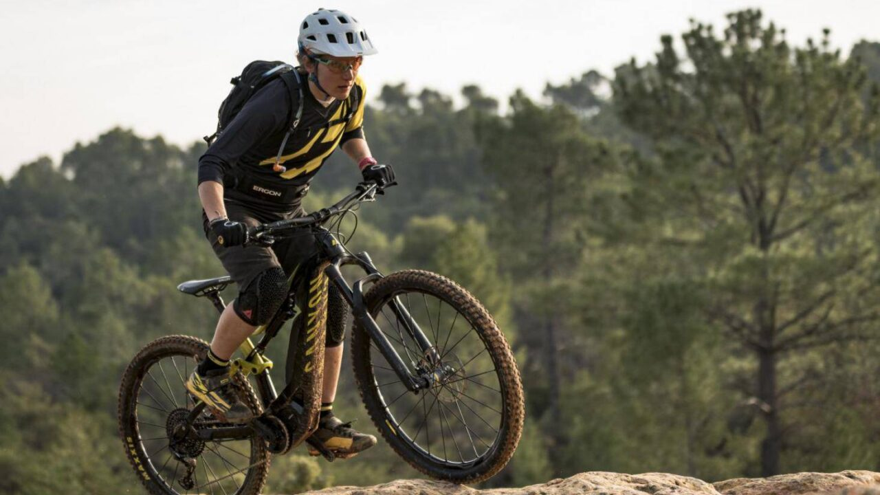 Canyon Spectral:ON – Canyons første e-mtb