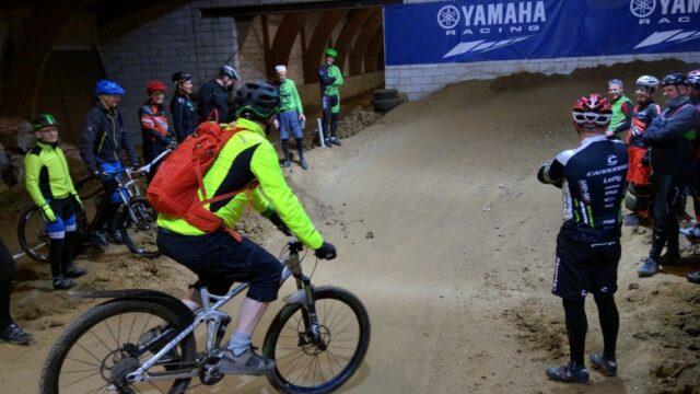 Ny type træning – Indoor mountainbiking
