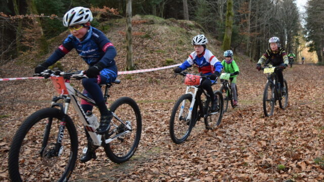 Kids MTB Vintercup 2. afdeling