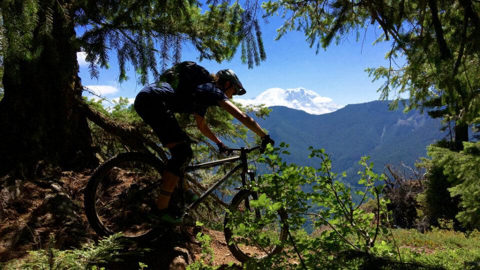 Et mountainbikeeventyr i Santa Cruz