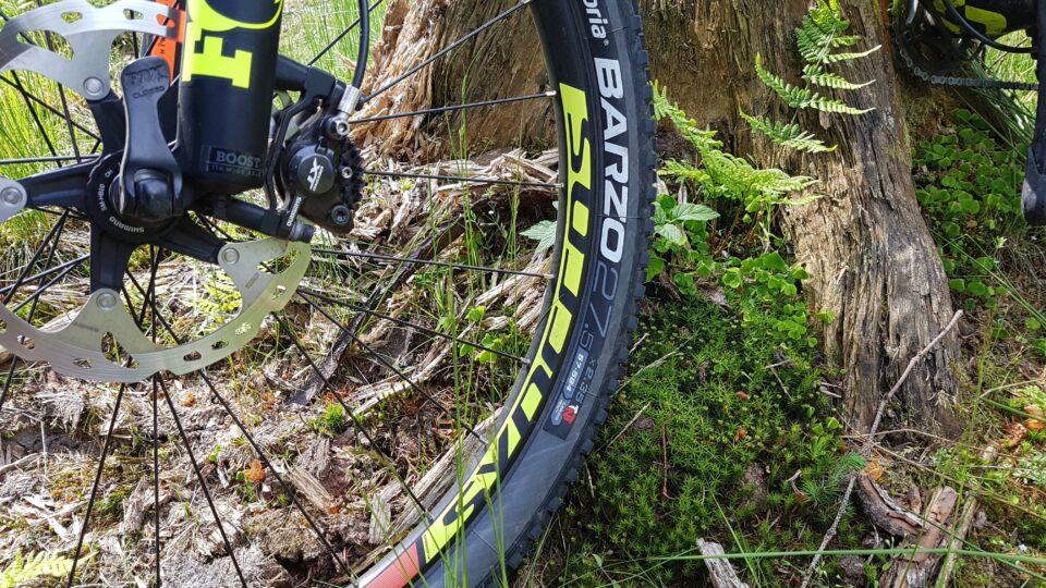 Vittoriadæk til MTB – vi har testet deres Barzo dæk