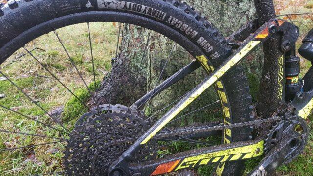 Test: Vredestein mountainbike dæk