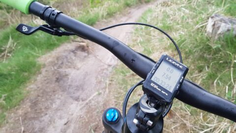 Lezyne cykelcomputer til under 1.000 kr.