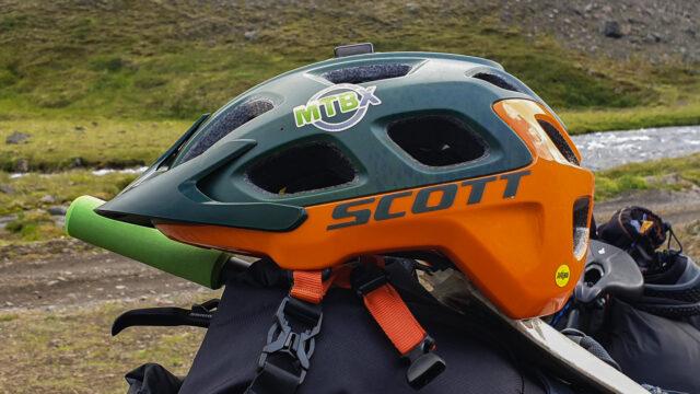 Hjelmtest – Scott Vivo plus Tuned