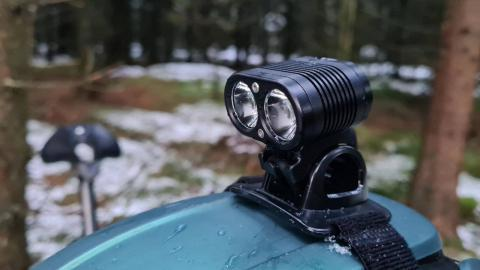 Test: Gemini Lights DUO 2200 Multisport