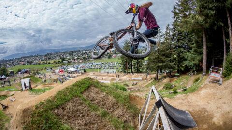 Crankworx i Rotorua: Dual Speed & Style