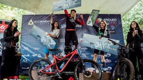 Jonna Johnsen tager sejren i den mexicanske Epic Enduro series – og er kvalificeret til EWS