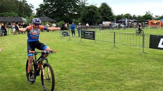 En mesterlig oplevelse i Fruens Plantage – en reportage fra DM i mountainbike 2019