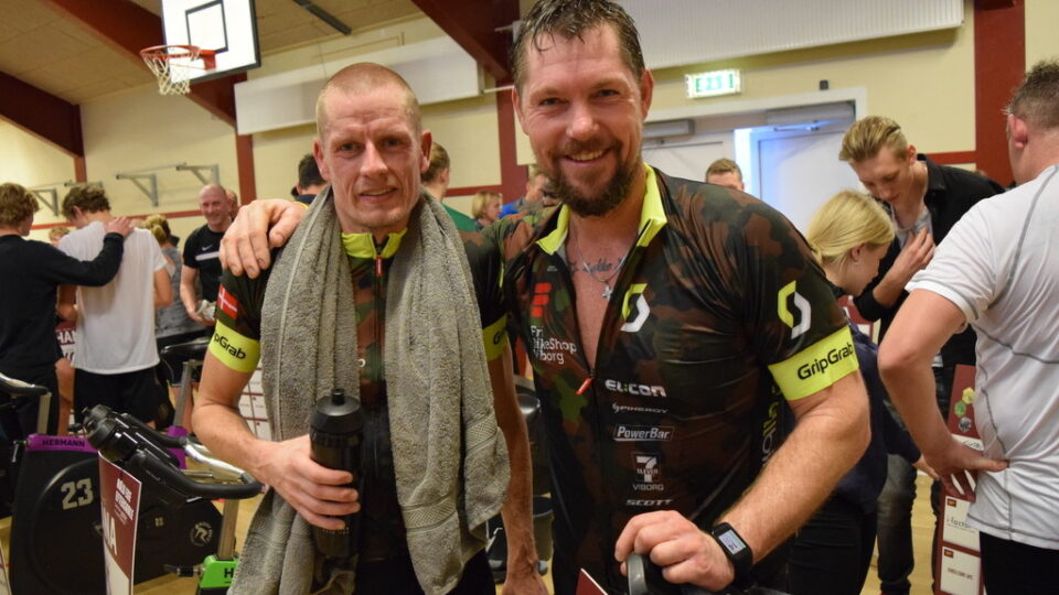 På højskole med Mountainbike og Michael Rasmussen