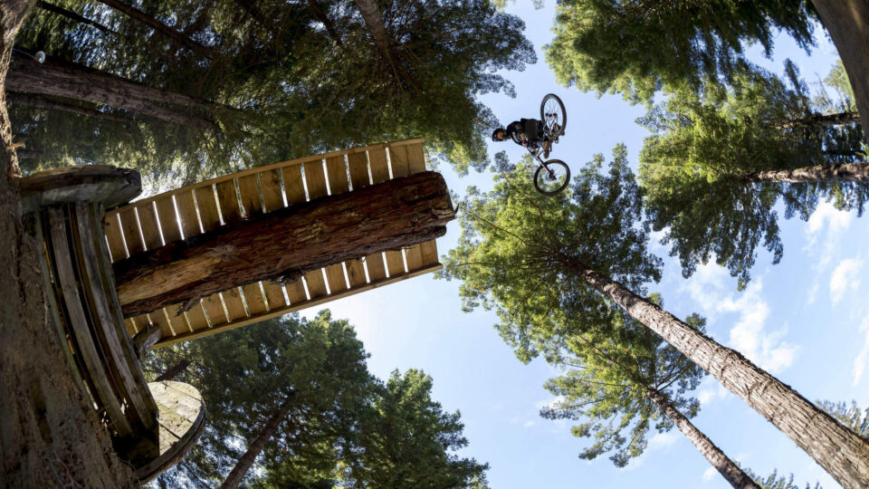 Jonna Johnsen på Crankworx World Touren – Rotorua, New Zealand