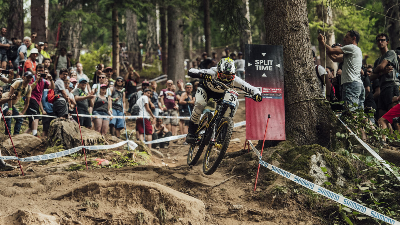 UCI World Downhill World Cup: Lošinj, Kroatien