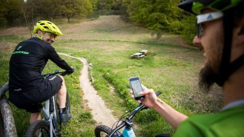 Mountainbike United™med store ambitioner og ny investor