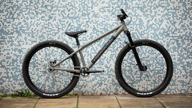 Cannondale med ny dirt jump bike