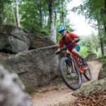 Tjekkiet på mountainbike