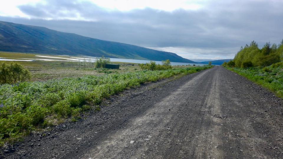 Bikepacking over Island – planlægning af et bikepack