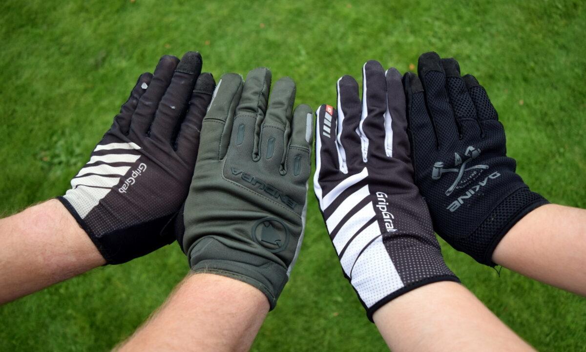 Fire par handsker, der kan klare efteråret