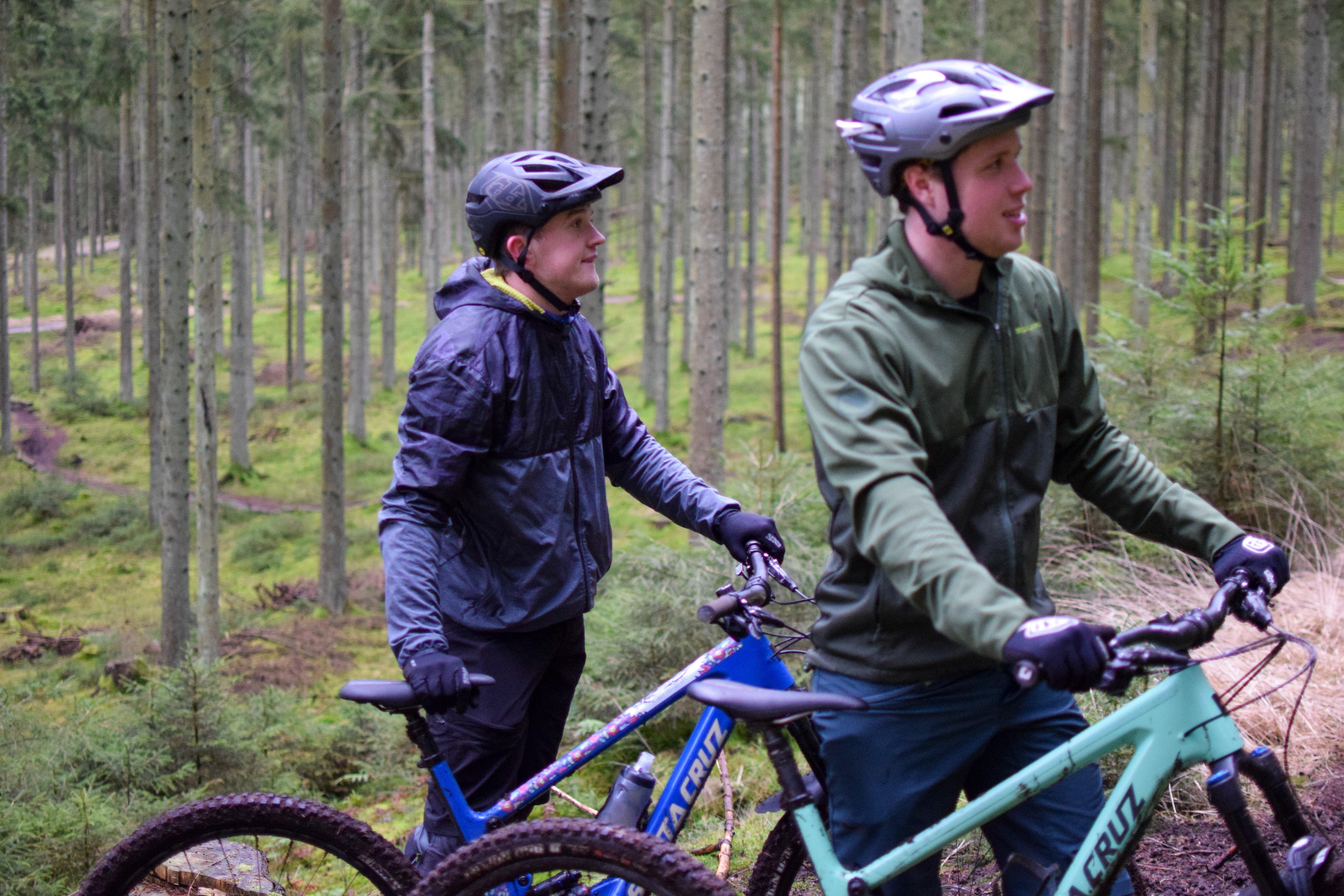 Enduro i Danmark en snak med Jeppe og Lasse fra Trailcuppen