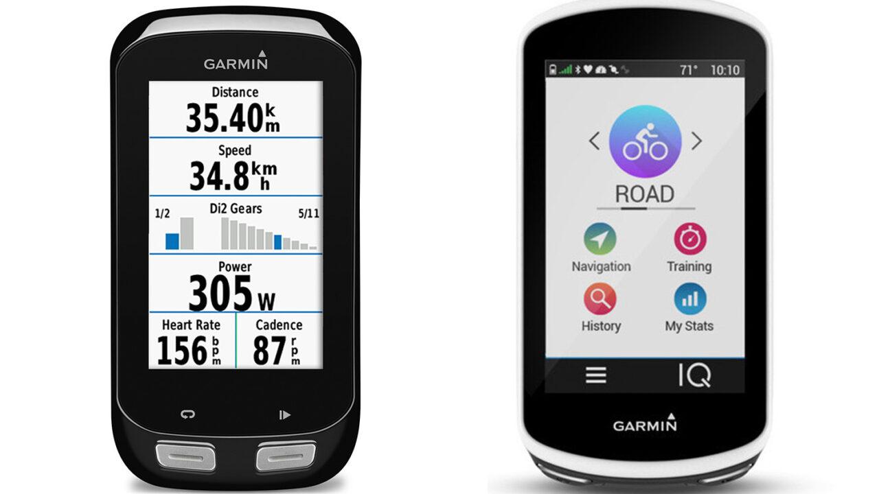Garmin Edge – 1000 vs 1030