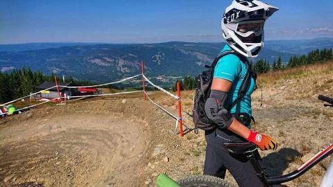 Hvad får os til at glemme risikoen for skader på mountainbike?