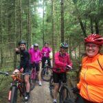 3 timers MTB-hygge for kvinder i Blaabjerg