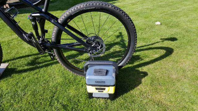 Test: Kärcher OC3 mobilvasker