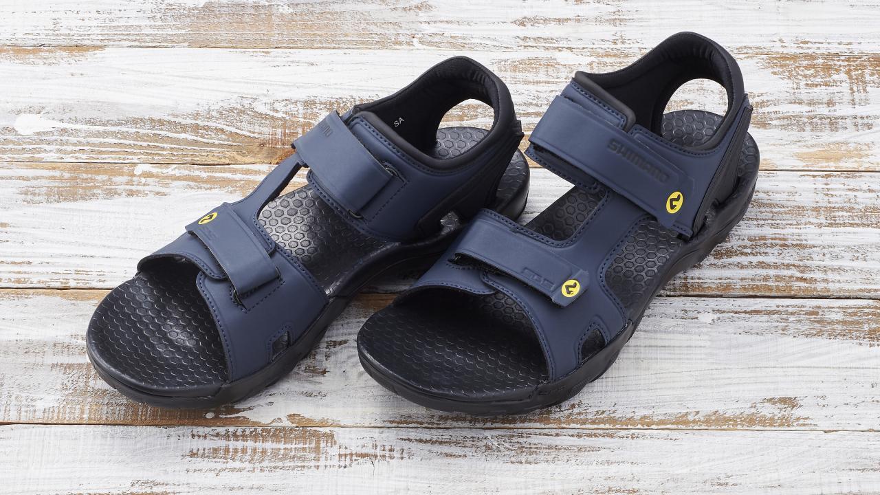 Fodtøjet til sommerens cykelture – Shimano lancerer jubilæums sandaler