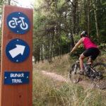 Inspiration til mountainbiking i Tjekkiet