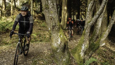 Gravel i 10'erne, ligner mountainbiking i 90'erne