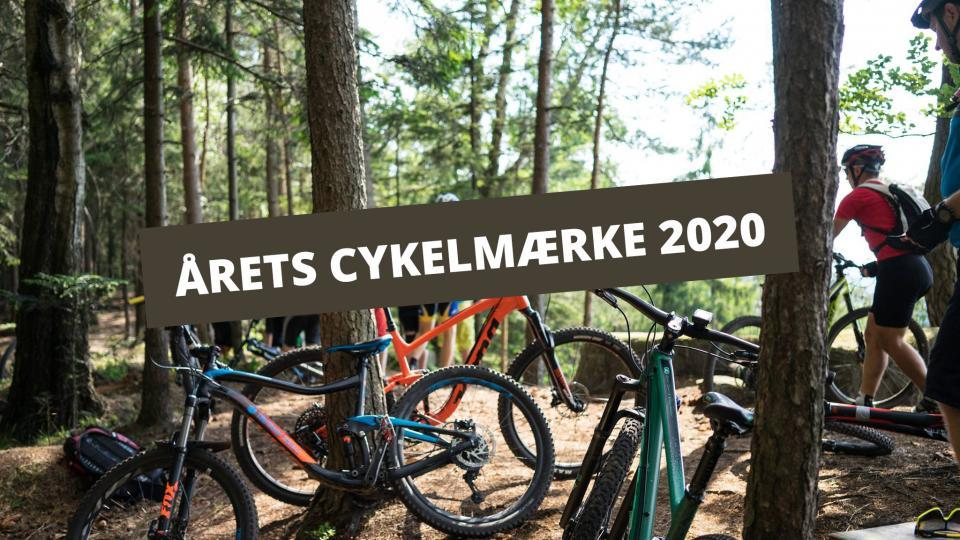 Årets cykelmærke 2020
