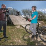 Danmarks første mountainbike film