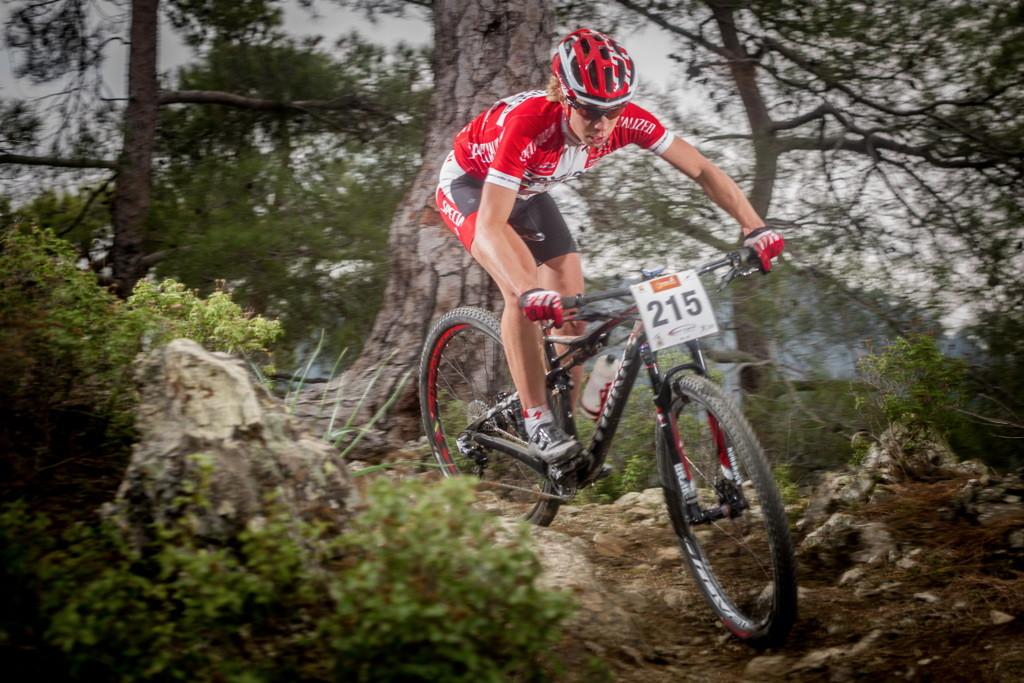 Annika Langvad - Danmarks bedste mountainbiker